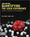 Quantifying the User Experience 2nd Ed.: Practical Statistics for User Research