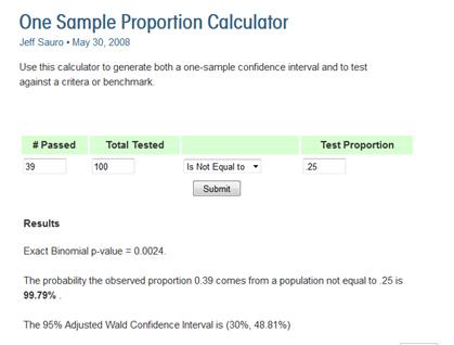 MeasuringU: How to Statistically Test Preference Data